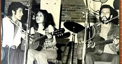 Trío de Gladys: el folk-rock paraguayo sonaba fuerte