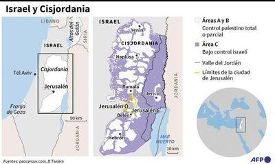 Plan israelí de anexión en Cisjordania  genera controversia entre potencias