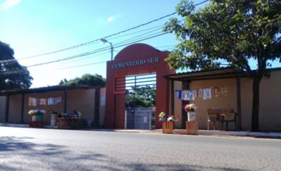 HOY / Cementerio de Fernando de la Mora, entre el abandono y el desdeñoso olvido de los deudos...