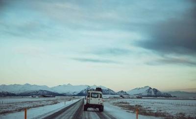 HOY / Postales de la tierra del hielo