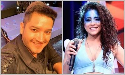 Junior aplaudió la decisión de la cantante Ale Dragui