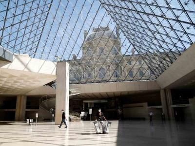 Museo de Louvre reabrirá sus puertas el lunes