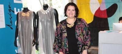 "HOY / Diseñadora de joyas impacta con sus filigranas en São Paulo inspirada en la ""kuñakarai"""