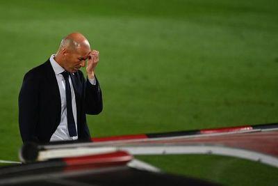 """Zidane: """"Parece que ganamos por los árbitros"""""""