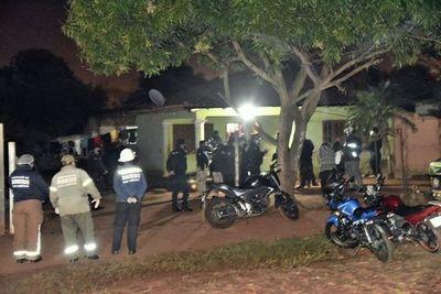 Denuncian que policías no auxiliaron a heridos en Capiatá. ¿Negligencia o complicidad con su camarada?