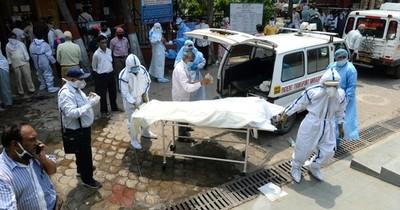 India se acerca a Rusia en número de casos por coronavirus tras aumento récord
