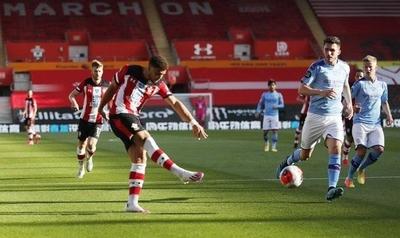 HOY / Southampton vence al City con un golazo desde 40 metros