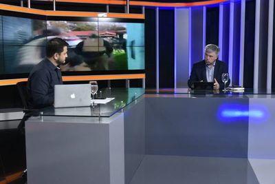 Ministro Giuzzio destaca golpe al microtráfico a alto nivel con detención de líder en Luque