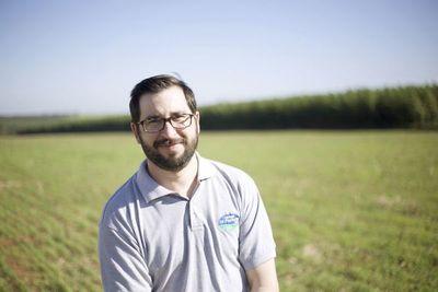 David Carrilho, gerente de Marketing e Innovación de Lácteos La Fortuna