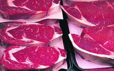 Índice de precio FAO para la carne continúa a la baja en junio