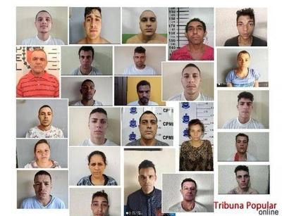 HOY / Alerta en CDE por fuga de presos en cárcel brasileña