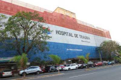 Fase 3: Aumentó la cantidad de accidentados en el Hospital del Trauma