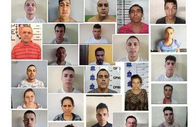 Brasil: Alerta tras fuga masiva de presos a 70 km de Ciudad del Este