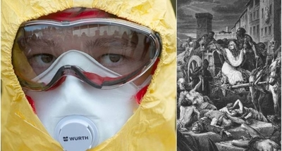 HOY / Una ciudad china emite alerta de nivel 3 por un posible caso de peste bubónica