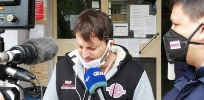 HOY / Ricardo Riquelme, padre de Lucas, el niño baleado por policías, sobre estado de salud en general