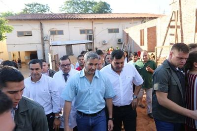 Hurreros preparan caravana en apoyo a Mario Abdo
