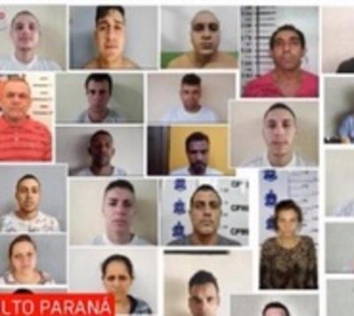 Fuga de reo en Brasil enciende alarma en Triple Frontera