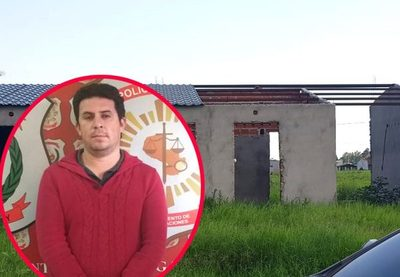 Cae detenido un constructor de obras que  estafó millonaria suma de dinero a víctima – Diario TNPRESS