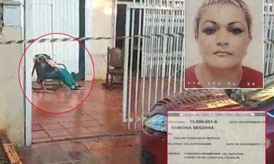 Asesinan a balazos en Foz de Yguazú a la esposa del narco Toma'i Rojas Cañete – Diario TNPRESS
