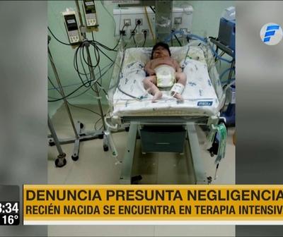 Denuncian presunta negligencia médica en Ciudad del Este