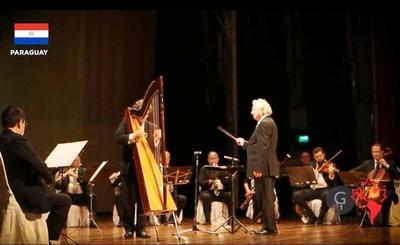 Paraguay se sumó con música a la celebración del Día Nacional de Canadá • Luque Noticias