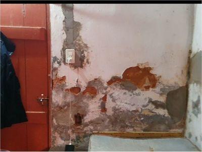 Prometen reparar comisaría tras fuga de detenidos en Concepción