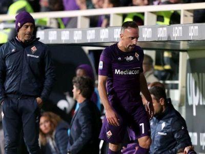 Ribéry sufre un robo en su casa mientras disputaba un partido