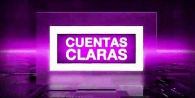 Llega a NPY Cuentas Claras con Luis Bareiro