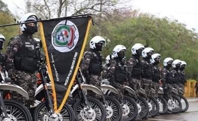Lince da positivo al Covid h enciende alarma en filas policiales