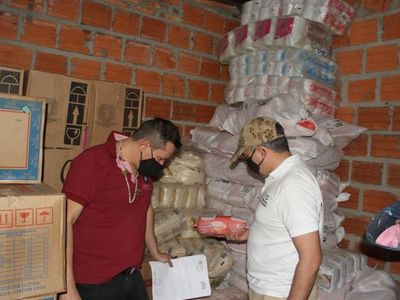 Operativos anticontrabando dejan toneladas de productos decomisados
