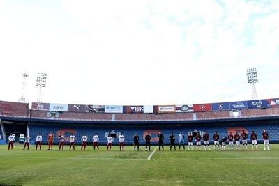 Así fue el primer amistoso entre Cerro y Nacional