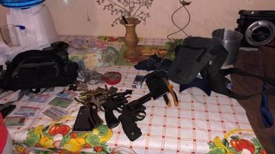 Presuntos autores de robo a Laboratorio Brunelli fueron capturados