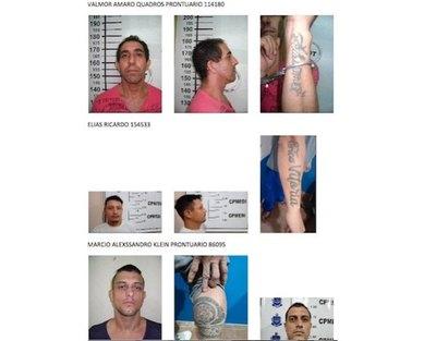 ¿Prófugos de Brasil vienen al Paraguay?
