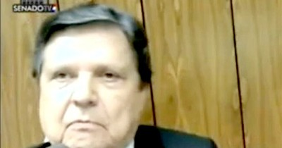 "Euclides Acevedo abordó tema ""seguridad integral"""