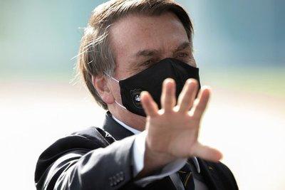 Se aguarda resultado de Bolsonaro