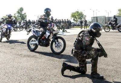 Agentes del Grupo Lince de Alto Paraná a cuarentena por un caso de coronavirus