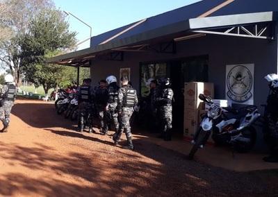 Delincuentes celebran caso confirmado en el Grupo Lince