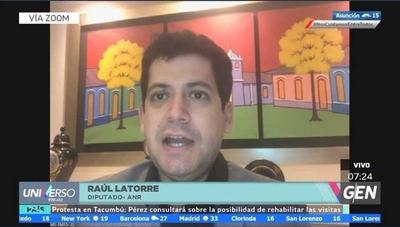 HOY / Diputado Raúl Latorre, sobre reformas en materia de seguridad