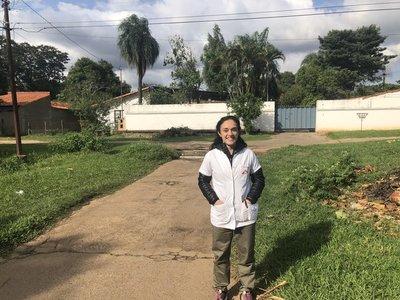 "Médica humanitaria que llegó al país para luchar contra el COVID regresa a EEUU: ""Me voy porque se cumplió mi tiempo"""