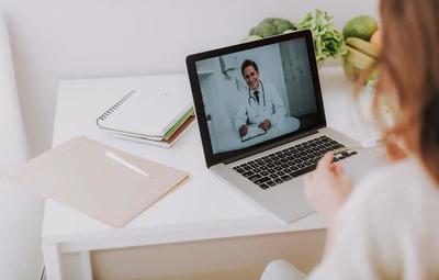 Clínicas ofrece consultas en línea para pacientes de otorrinolaringología