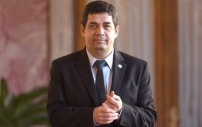 """Vicepresidente confirma reunión de Abdo con HC: """"Se habló de la unidad"""""""