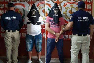 Dos procesados tras asalto y robo a mano armada en carnicería de 23 de Octubre