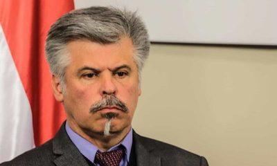 """Giuzzio ahora dice que si fuera fiscal """"llamaría a involucrados"""" para que cuenten quién presionó para comprar insumos de IMEDIC y Eurotec"""