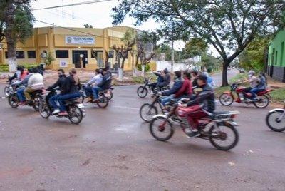 Lamentan abierta violación a la cuarentena sanitaria en Caaguazú · Radio Monumental 1080 AM