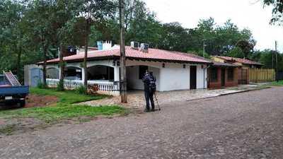 Caso Juliette: Incautan planillas y aparatos celulares de vivienda allanada en Atyrá
