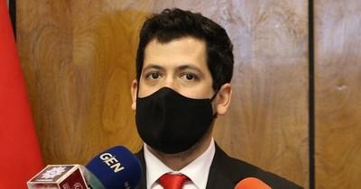 """Reforma del Estado: """"La seguridad es un punto central"""", indicó Raúl Latorre"""