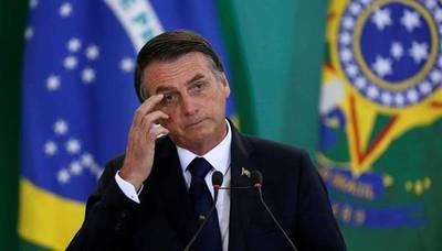 Confirmado: Bolsonaro tiene Covid-19