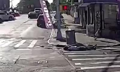 Brutal crimen en Nueva York: buscan al asesino del hombre que caminaba de la mano de su hija – Prensa 5