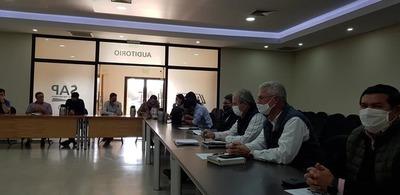 Autoridades acordaron promover socialización de un nuevo municipio en Neuland