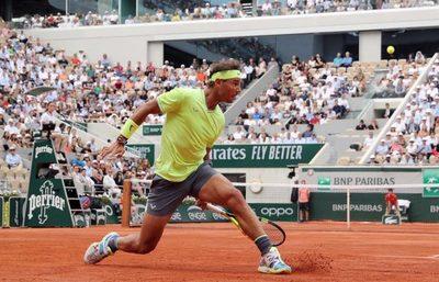 Roland Garros con público y cancha techada